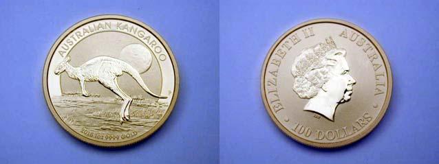 21fdce4815 Australia, 100 Dollari 2015 Canguro FDC 1.240 Fotografia