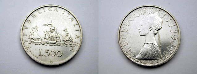 98b9acc2e1 1956 - 20 Lire Prova - Molto Raro FDC € 950 Fotografia